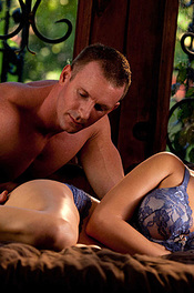 Holly Michaels making love 01