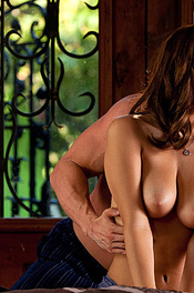 Holly Michaels making love 05