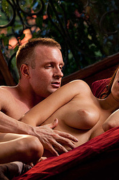 Holly Michaels making love 10