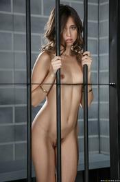 Riley Reid Gets Nude In The Prison 13