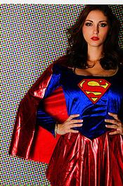 Carlotta Champagne Supergirl 07