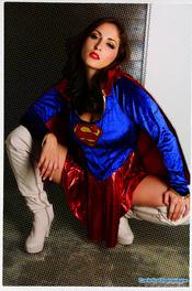 Carlotta Champagne Supergirl 11