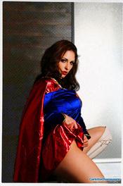 Carlotta Champagne Supergirl 12