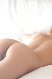 Cassidy Cole Gets Naked In Her Bed 03