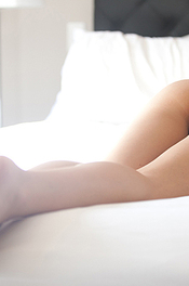 Cassidy Cole Gets Naked In Her Bed 05