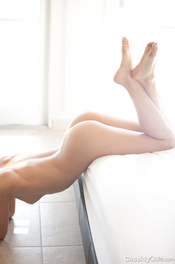Cassidy Cole Gets Naked In Her Bed 14