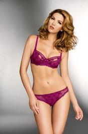 Cool Lingerie Model Gabriela Iliescu 00