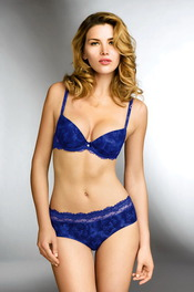 Cool Lingerie Model Gabriela Iliescu 06