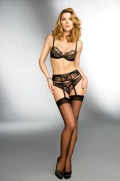Cool Lingerie Model Gabriela Iliescu 10