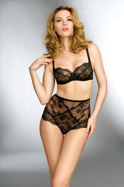 Cool Lingerie Model Gabriela Iliescu 14