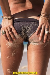 Alyssa Arce Topless And Bottomless 09