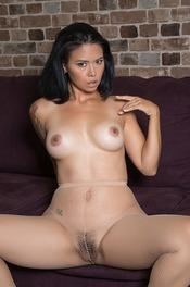 Hot Latina Dana Vespoli In Sexy Pantyhose 07