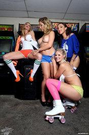 Gamer Girls XXX 11