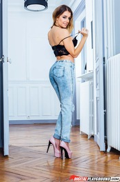 Cara Undressing 07
