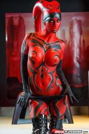 Erotic Jedi Knight Kleio Valentien Strips 04