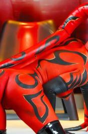 Erotic Jedi Knight Kleio Valentien Strips 06