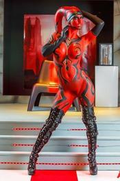 Erotic Jedi Knight Kleio Valentien Strips 09