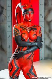 Erotic Jedi Knight Kleio Valentien Strips 10