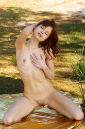 Skinny Tiny Titted Emanuelle 05