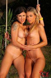 Billie Star And Chloe Lacourt 14