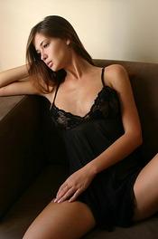 Jessica Black Nighty 01