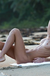 Naked By The Ocean 03