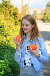 Beautiful Belarussian Alice May 00