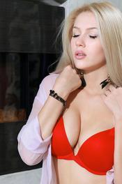 Ravishing Russian babe Genevieve Gandi  00