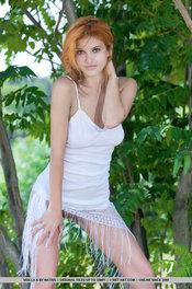 Hot Redhead Violla A 01