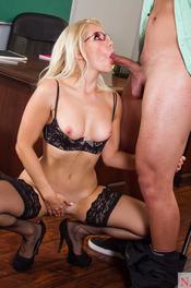 Ashley Fires My First Sex Teacher 04