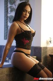 Hot Latina Santana 04
