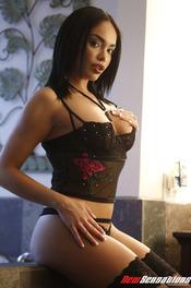 Hot Latina Santana 06