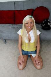 Brittney Amber Sucks Cock 09