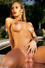 Nicole Aniston Beauty Penthouse Pet 14