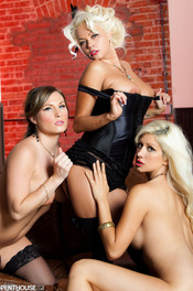Harmony, Nikita And Jazy 08