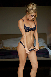 Jessica Marie Love Naked Playboy Coed 13