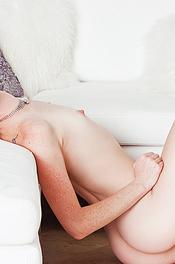 Beauty Redhead Playboy Amateur Elle Alexandra 11