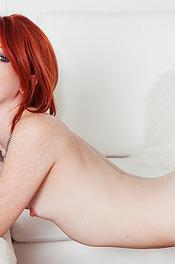 Beauty Redhead Playboy Amateur Elle Alexandra 13