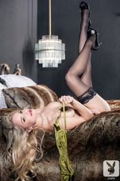 Hot Playboy Cybergirl Liz Ashley 01