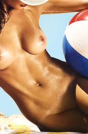Sun-kissed Samantha Taran 14