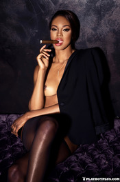 Eugena Washington In Oasis 06