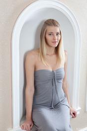 Hot Blonde Angel Mila 02