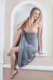 Hot Blonde Angel Mila 04