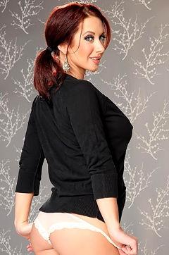 Jayden Jaymes sexy redhead