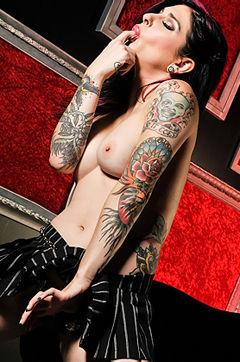 Sexy Tattooed Slut Joanna Angel