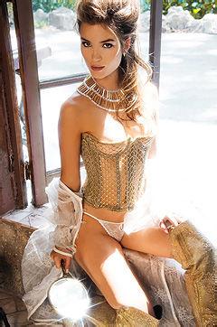 Beauty Playboy Playmate Roos Van Montfort