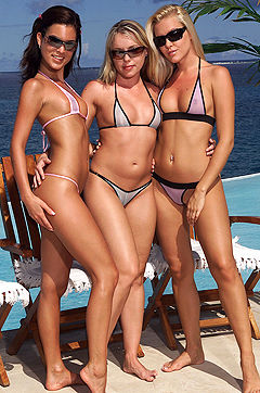 Three Uptown Girls