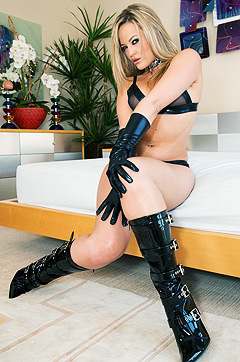 Alexis Texas Big Booty Bondage