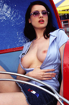 Natasha Podkuyko from Babes porn pics
