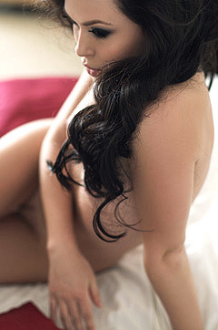 Milena In Bedroom Pleasure